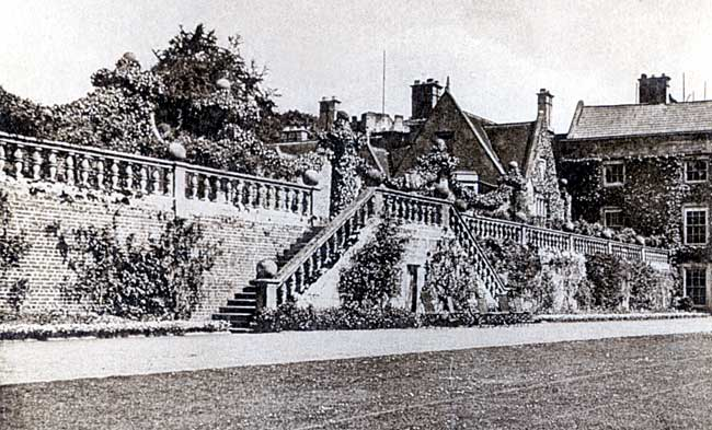 The Terrace, Annesley Hall