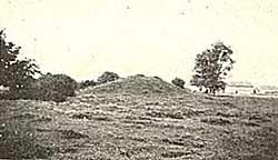 Cranmer's Mound, Aslockton