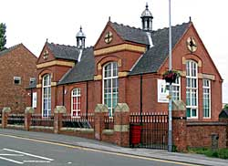 Victorian Infants School at Awsworth (photo: A Nicholson, 2004).