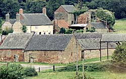 Beauvale Priory in 2002