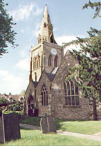 All Saints church, Bingham