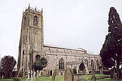 The Priory Church of St Mary and St Martin, Blyth