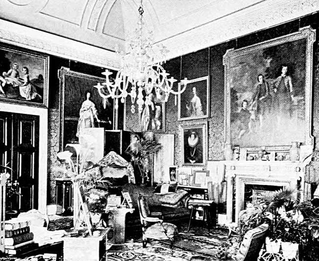 THE RED DRAWING-ROOM.