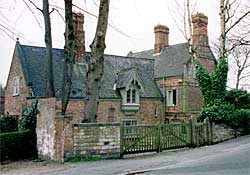 The Manor House, Eastwood, dates from the late 17th century (Photo: A Nicholson, 2003).