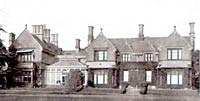 Epperstone Manor, c.1910.