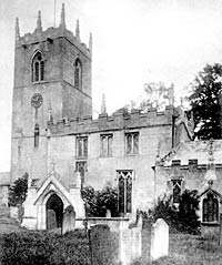 Everton church, c.1908.