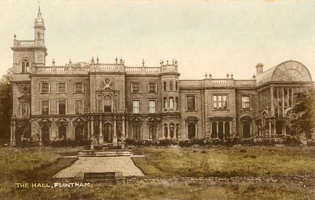 Nottinghamshire History Gt The Great Houses Of