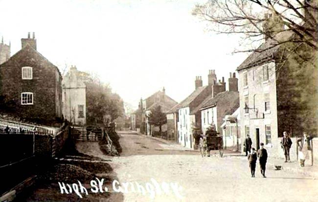 Nottinghamshire History Gt Arthur Mee The King S England