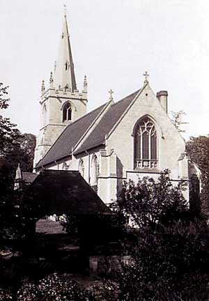 Grove Church, c.1920.