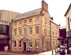 Waverley House, Mansfield, dated 1754 (A. Nicholson, 2000).