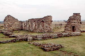 Mattersey Priory in 2000.
