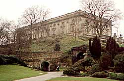 Nottingham Castle Museum and Art Gallery in 2001.