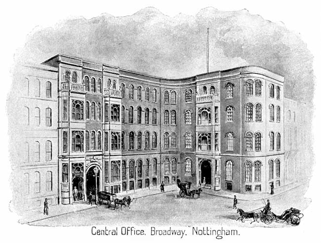 Nottinghamshire history > Nottingham & Notts Illustrated :