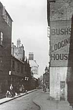 Red Lion Street in the early 20th century.