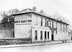 The White Hart Inn, Lenton