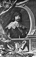 William Cavendish, First Duke of Newcastle.