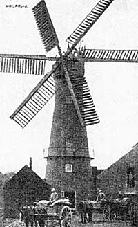Fig. 9. Tower Mill, Alford, Lincs.