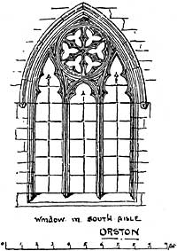Window In South Aisle Orston