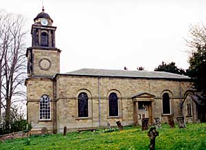 Ossington church in 2003.