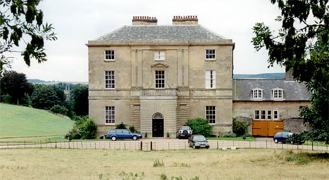 Papplewick Hall in 2003.