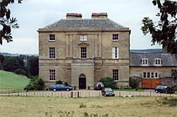 Papplewick Hall dates from the early 1780s and is probably the work of William Lindley of Doncaster (A Nicholson, 2003).