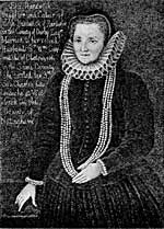 Elizabeth, Countess of Shrewsbury.
