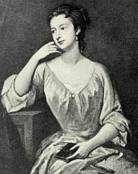 Lady Mary Wortley Montagu.