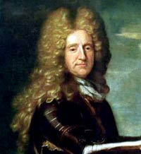 Hans William Bentinck, 1st Earl of Portland (1649-1709).