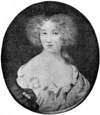 LADY MARGARET CAVENDISH, wife of John Holles, Duke of Newcastle.