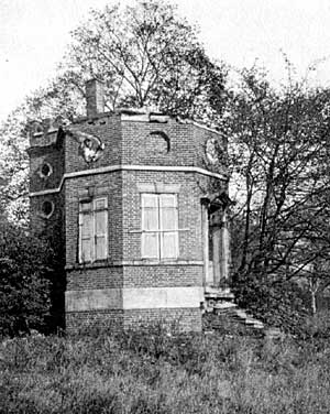 Radford Folly at the present day.