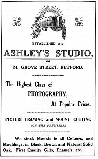 Ashley's Studio (photographers)