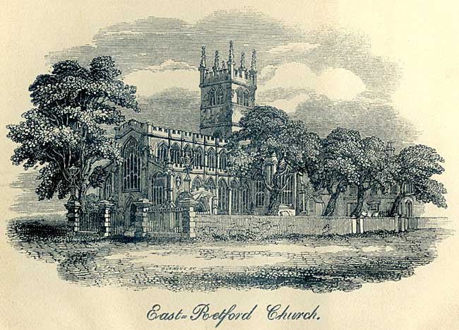 St Swithun's church, East Retford