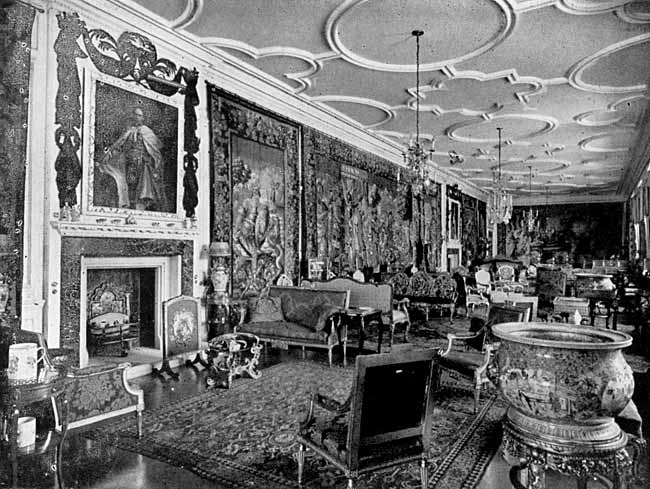 The Long Gallery, c.1938.