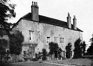 Shelford Manor in the 1930s.