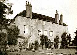 Shelford Manor in the 1920s.