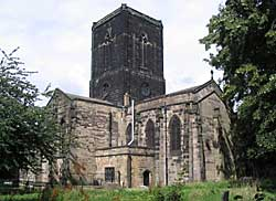 St Stephen's church, Sneinton (photo: A Nicholson, 2007).