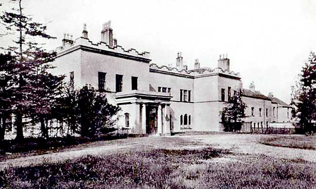 Sherwood Park Ford >> Nottinghamshire history > The Great Houses of Nottinghamshire and the County Families ...