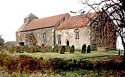 All Saints church, West Markham.
