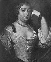 THE LADY ANNE HYDE, DUCHESS OF YORK. Mother of Queen Mary II. and Queen Anne; and Grand-daughter of Anne Denman, of the Olde Hall, West Retford.