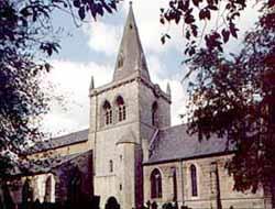 St John of Beverley church, Whatton