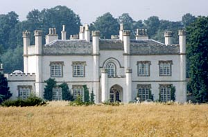 Wiverton Hall in 2003.