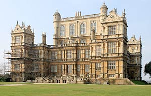 Wollaton Hall in 2010.